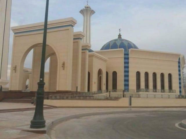 اسعار قاعات مسجد المشير طنطاوى