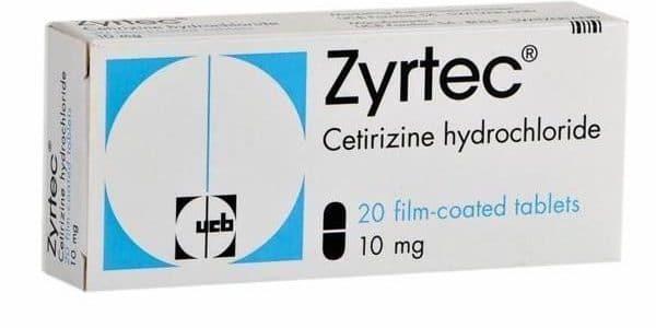 سعر دواء زيرتك وأهم استخداماته وآثاره الجانبية 1