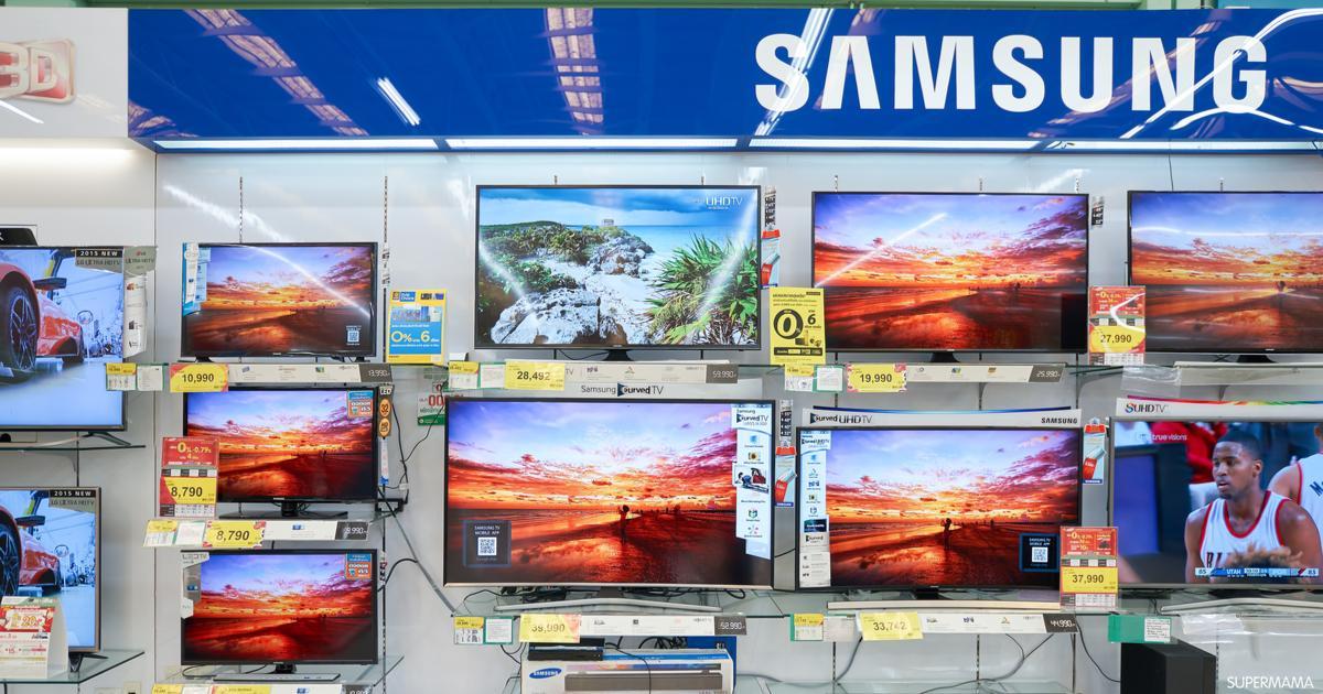 اسعار شاشات سامسونج