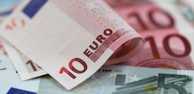 سعر اليورو مقابل الجنيه المصرى اليوم 11- 4- 2019