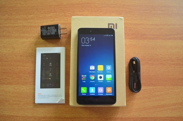 هاتف xiaomi redmi note 2